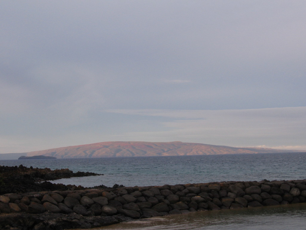 Kahoolawe in the morning