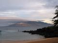 west Maui in the morning